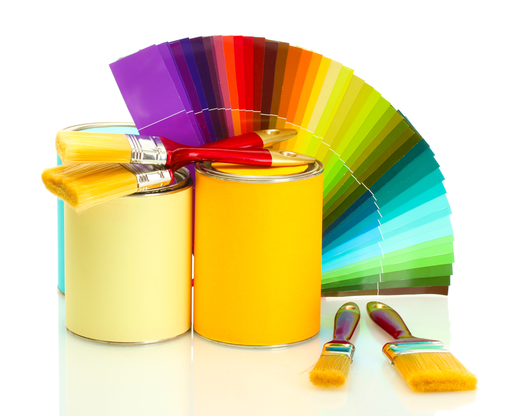 Home Painting spruce up your home with a little paint! | peter mickus